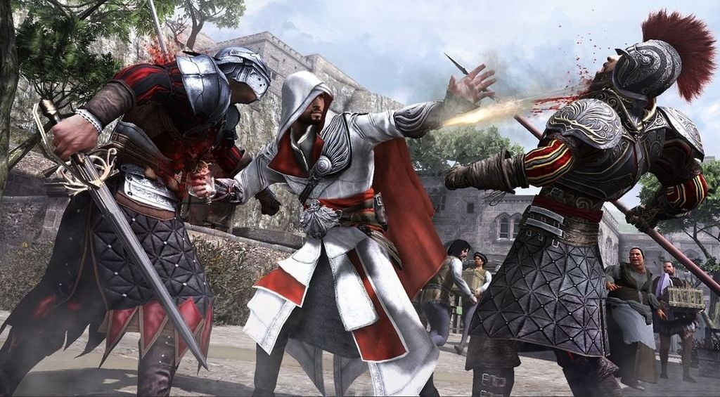 Assassin's Creed: Brotherhood Patch 1.01