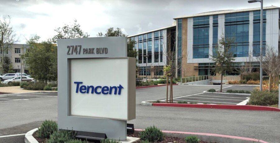 美国腾讯在加州帕洛·阿尔托的总部。(图片来自网络)