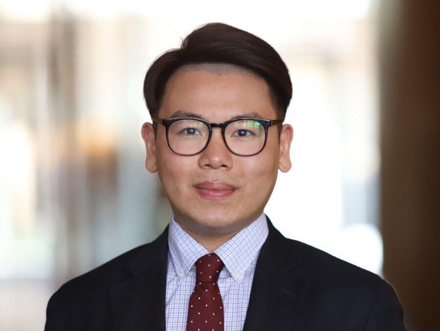 彼得森国际经济研究所研究员黄天磊