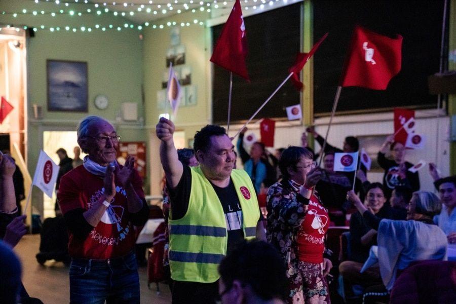 反对稀土开采项目的因纽特人共同体赢得格陵兰2021年4月6日的议会选举