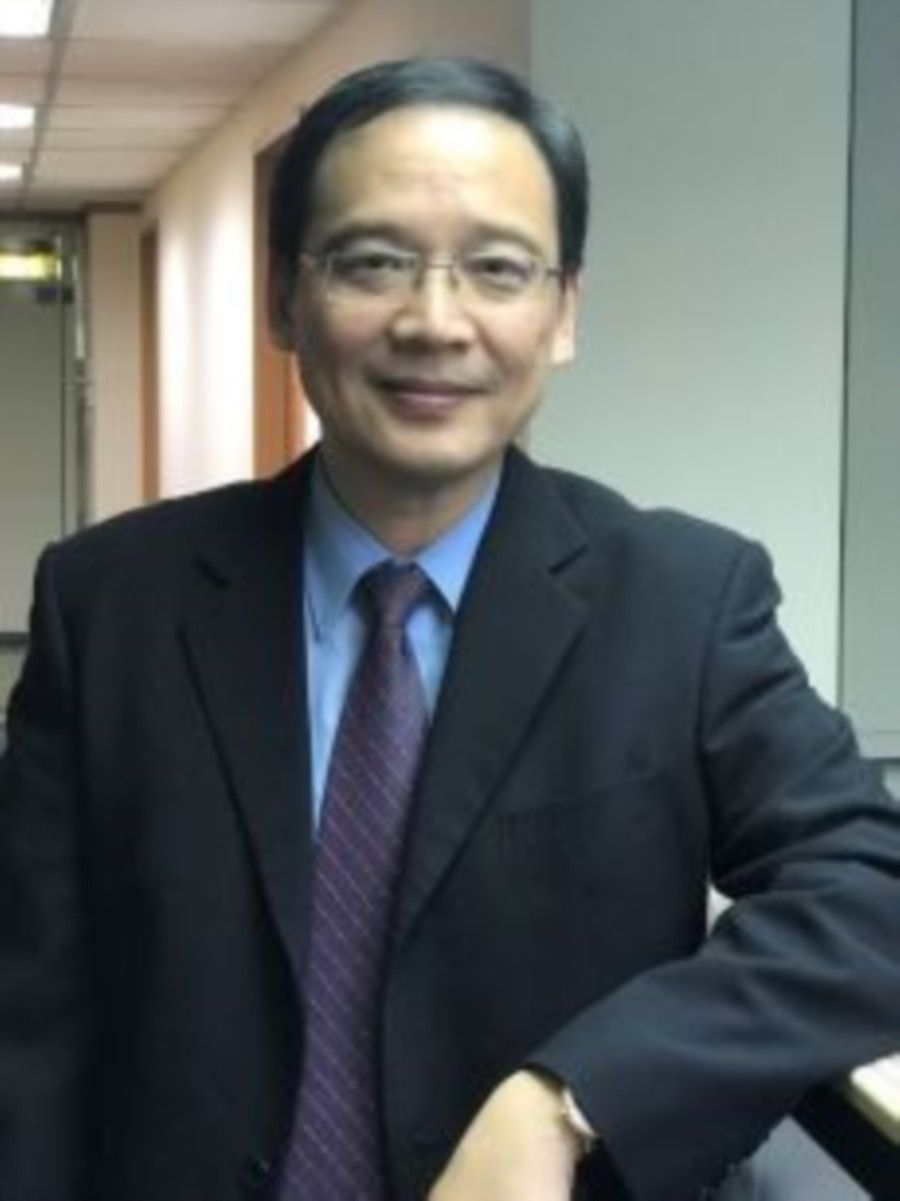 位于台北的台湾经济研究院研究员邱达生(照片提供:邱达生)