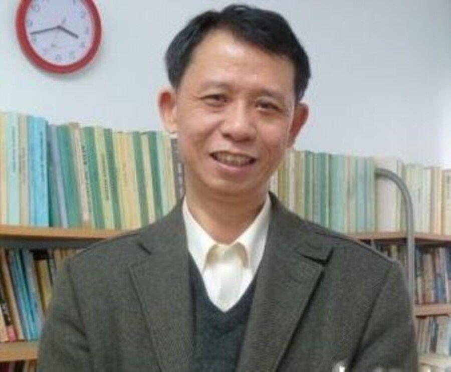 台湾大学政治系副教授陈世民(陈世民提供)