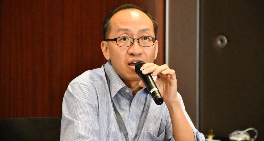 香港大学新闻及传媒研究中心副教授傅景华(美国之音/汤惠芸)