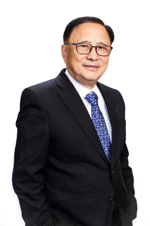 香港智易东方证卷有限公司行政总裁蔺常念(照片提供: 蔺常念)