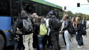 Trasporti gratis solo per studenti con basso Isee, Pd: