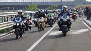 1000 curve in moto per le strade della Romagna