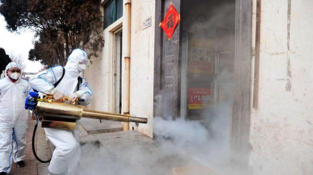 Torna incubo coronavirus Cina 500 000 persone nuovo lockdown vicino Pechino