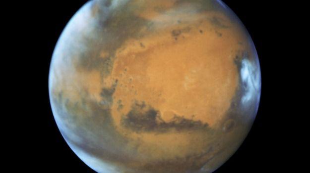 Marte tre missioni corsa nel prossimo mese