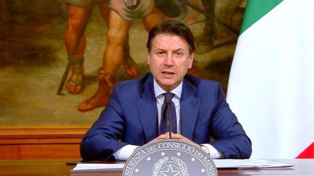 Decreto Rilancio diretta della conferenza stampa del premier Giuseppe Conte