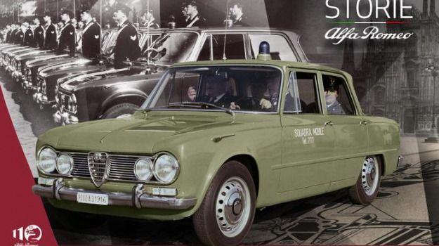 Alfa Romeo una storia servizio dei Corpi Stato