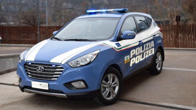 Hyundai modelli elettrici per forze Polizia