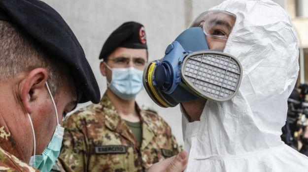 Coronavirus Sicilia sempre calo ricoveri malati contagi stabili aumentano tamponi