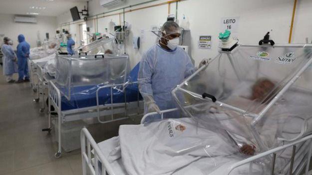 Oms America Latina nuovo epicentro della pandemia