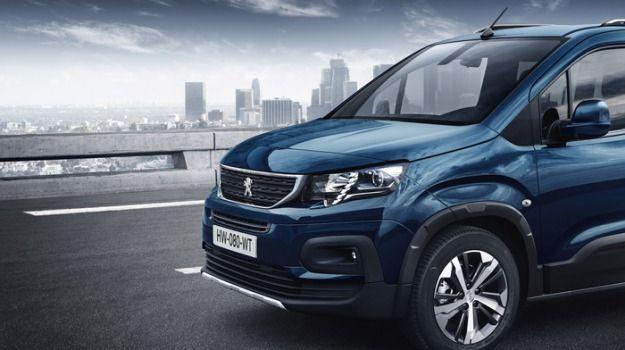 Peugeot Rifter Mix 'è anche allestimento Allure