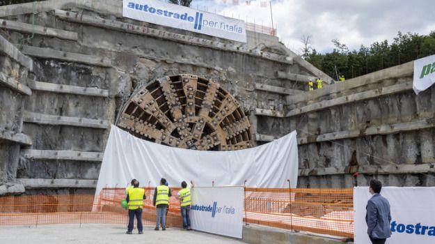 Finito tunnel Lucia A1 investito 1 mld