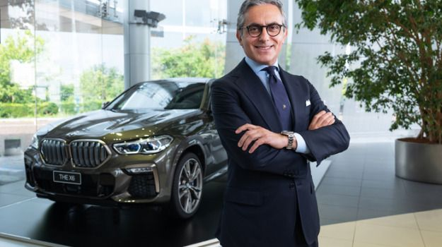BMW ripartire sostenibilità digitalizzazione