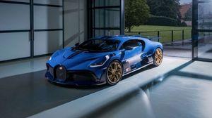 Bugatti Divo, consegnato ultimo dei 40 modelli prodotti