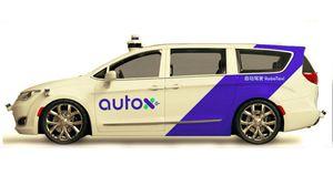 AutoX lancia RoboTaxi autonomi senza autista a Shenzhen
