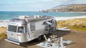 Airstream, una special edition per vacanze 'glamping'