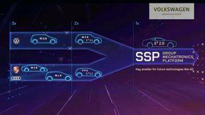Volkswagen Mechatronics Platform SSP, riunisce l'innovazione