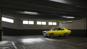 Passione ed elettricità, Opel Manta GSe ElektroMOD