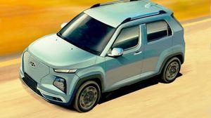 Hyundai Casper, micro-suv anche elettrico pensato per India