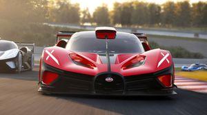 Bugatti Bolide, divertirsi in pista con i 1.600 Cv del W16