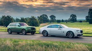 Rolls-Royce, due speciali Black Badge per Salon Privé 2021