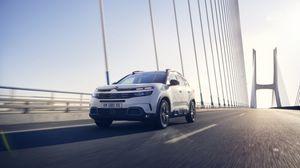Citroën C5 Aircross plug-in, fino a 55 km in full electric