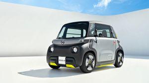 Opel Rocks-e, il 'sum' elettrico per una nuova epoca urbana