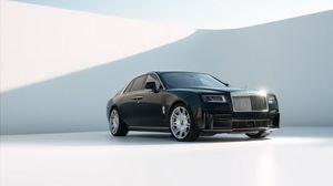 Rolls-Royce Ghost, 685 CV dopo la 'cura' Spofec