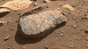 Marte, Perseverance individua una nuova roccia da campionare