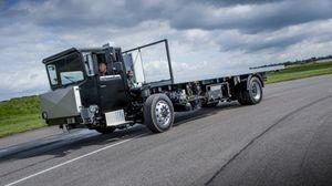 Volta Zero, al via collaudo di camion a zero emissioni