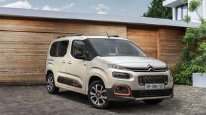 Citroën Berlingo, multispazio modulare anche per 7 persone