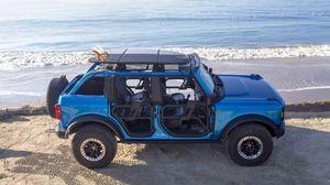 Bronco Riptide 2021, dedicato ai surfisti della California