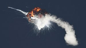 Fallito il primo test per il razzo americano Firefly Alpha