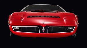 Maserati Bora, mezzo secolo fa emozionò come l'attuale MC20