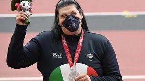 Paralimpiadi: dall'atletica argento di Legnante (peso) e bronzo di Dieng (1.500)