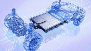 Saic Motor brevetta in Cina batterie ad elevata sicurezza