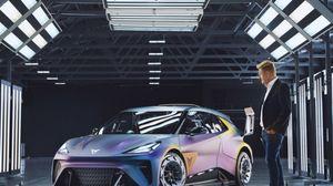 Cupra UrbanRebel Concept,premiere per la urban car elettrica