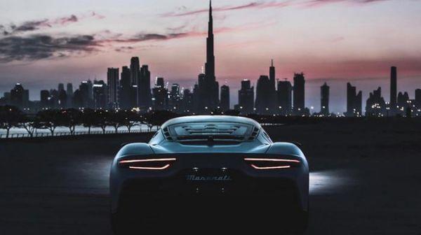 Expo 2020 Dubai, Maserati è partner del Padiglione Italia