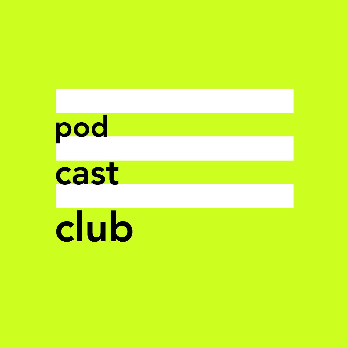 Aankondiging Podcastclub 23 april