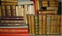 Gros lot de livres anciens reliés et brochés cf liste - Lyon