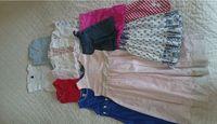 Lot 2 vêtements filles 8 ans