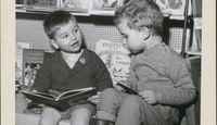 Cherche livres et magazines enfants