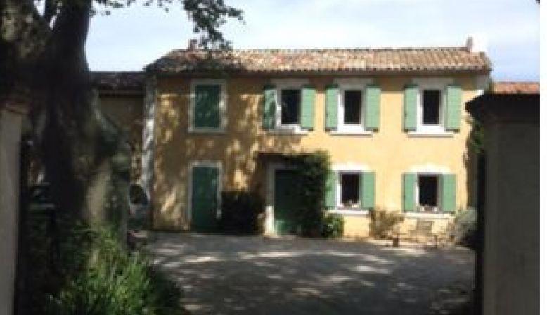 Loue Mas provençal + piscine Salon de Provence (13) 6/8couchages