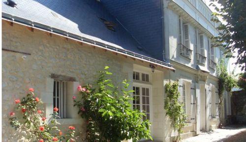Maison d'hôtes La Héraudière à Tours - 5ch - 15couchages