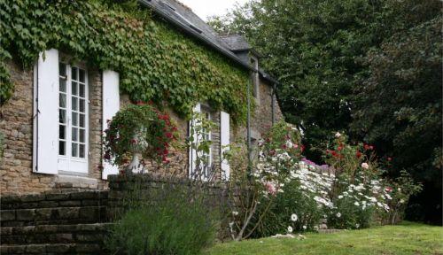 Loue longère de caractère Bretagne sud, Pont-Aven, 6couchages
