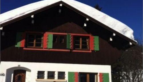 Chalet familial 8 personnes, 5 chambres à Megève