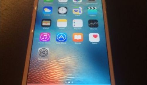Vends iPhone 6s Plus 64Go - Bon Etat